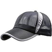 Tongshi Hombres Y Mujeres al aire libre Holiday Sun de la sombrilla del sombrero de secado