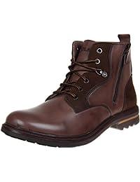 Duke Mens Brown Casual Shoes