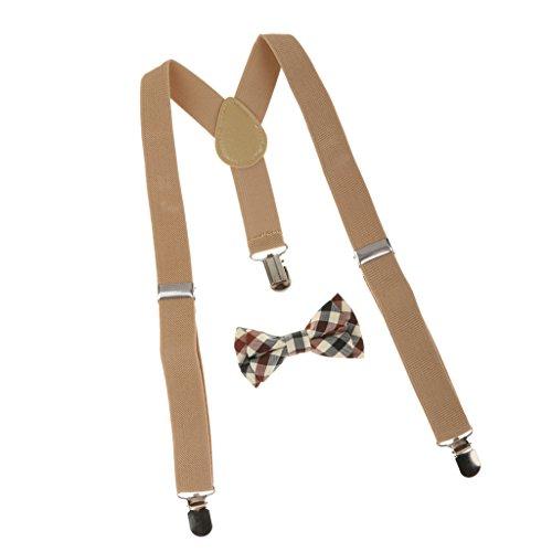 Sharplace Juego Cuadros Corbata Ajustable