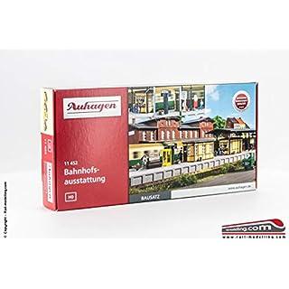 Auhagen GmbH H0 AU Bahnhofsausstattung