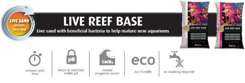 Red Sea RS Ocean White Live Aragonite Sand 10 kg Aquarium Sand 3