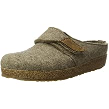 Grizzly Ole, Chaussons Mixte Adulte, Anthracite, 40 EUHaflinger