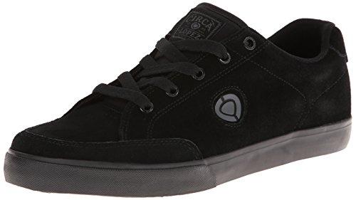 C1RCA Lopez 50, Unisex-Erwachsene Sneakers, Schwarz (Black/Black Synthetic), 42 EU (Schuhe Herren Circa)