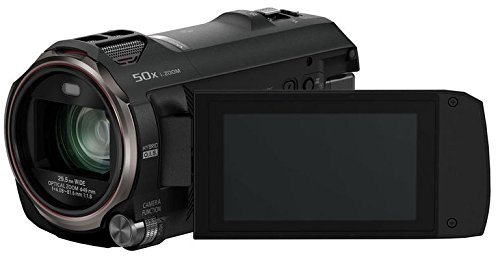 Panasonic HC-V770 HD Video Camera (Black)