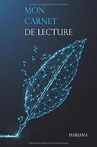 Page De Garde Carnet De Lecture