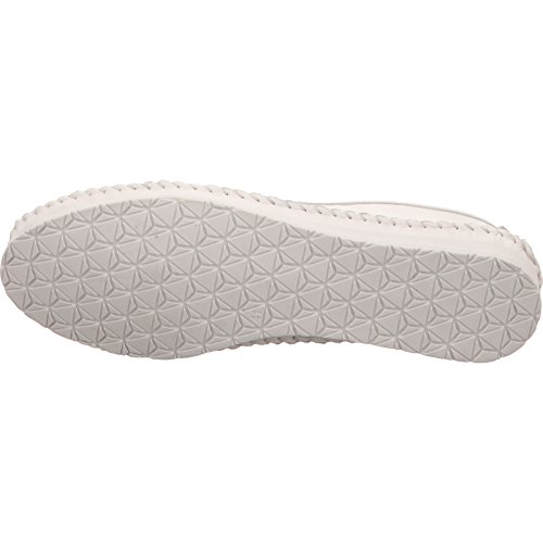 Andrea Conti 20502001, Mocassins Pour Femme Blanc Weiß Weiß