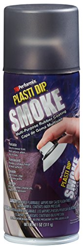 Plasti Dip Spray (Plasti Dip Sprühfolie Spraydose Smoke -325 ml - Original Performix USA)