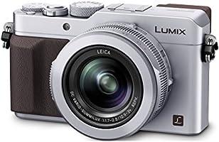 Panasonic Lumix DMC-LX100 Fotocamera Digitale 16.84 Megapixel, Argento