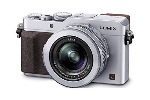 Panasonic Lumix DMC-LX100 - Cámara compacta de 12.8 Mp (pantalla de 3
