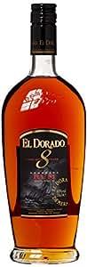 El Dorado Rum 8 Years Old Demerara Rum, 70 cl