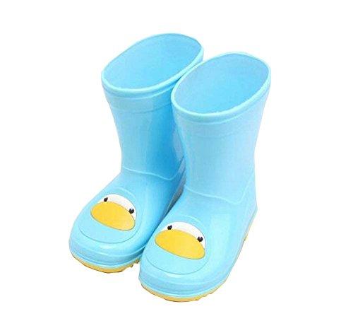 Mignon, pingouin, extérieur, enfants, pluvieux, jour, accessoire, girl, pluie, botte