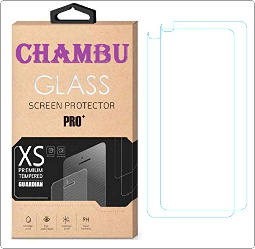 Timbu Edge to Edge Hammer proof screen guard 9H Hardness Anti Fingerprint Anti Glare 033mm HD+ view Crystal Clear Precusely Engineered Tempered Glass for Intex Aqua Wing - (Pack of 2)