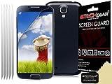 TECHGEAR LCD-Schutzfolie für Samsung Galaxy S4 Mini i9190 / i9195, matt, anti-reflex (5 Stück)