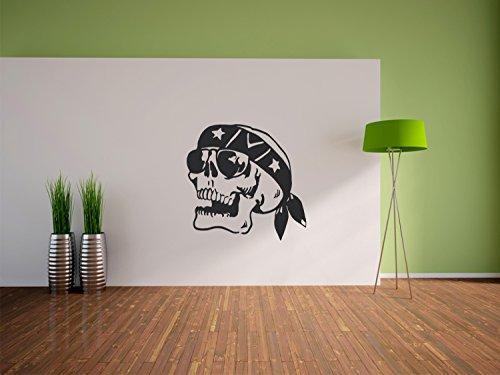 enkopf Wandaufkleber Dekoration für Wohn/Schlaf -und Kinderzimmer, 600 x 580 mm ()