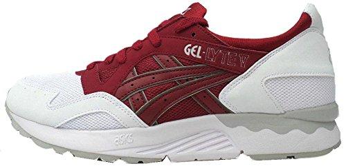 Asics Onitsuka Tiger Gel Lyte 5 V H53QQ-2626 Sneaker Shoes Schuhe Mens Burgundy/Burgundy