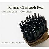 Pez: Overtures - Concerti /Les Muffatti · van Heyghen