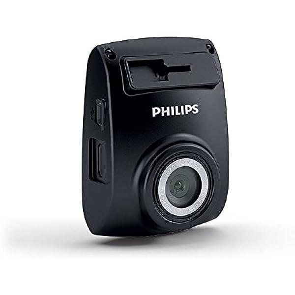 Philips Autokamera Adr610 Dashcam Blickwinkel Kamera