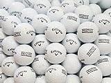 #8: 50 Callaway White Practice Golf Balls - New