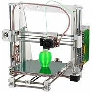 0.2mm Nozzle 1.75mm Material Heacent Reprap Prusa i3 3D Printer DIY Assembly Kit