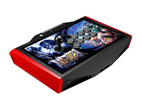MAD CATZ Ultra Street Fighter IV Arcade Fight Stick TE2 tournament edition 2 for Xbox 360 by Mad Catz (Arcade 360 Xbox Fightstick)