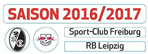 1. Bundesliga Magnettabelle - Update-Set (Saison 2016-2017)
