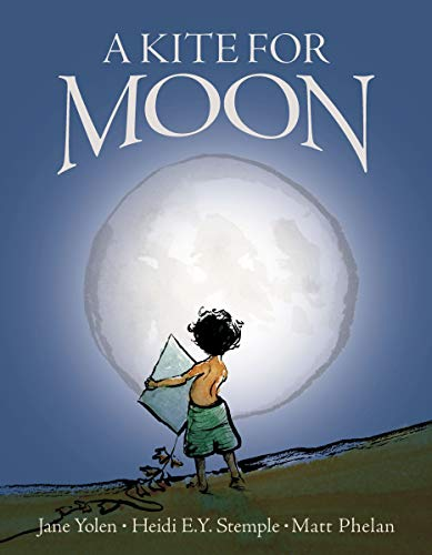 A Kite for Moon (English Edition) - 5 Real Flight