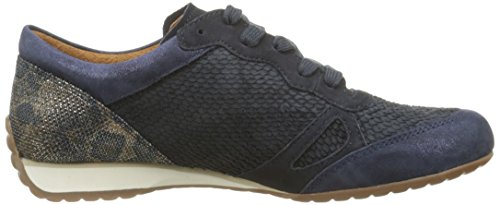Gabor 46-356-26, Baskets Basses Femme Bleu (Night Blue)