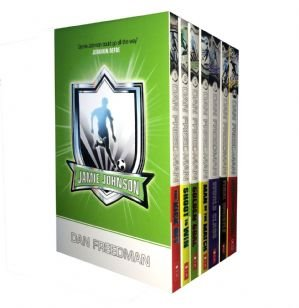 Dan Freedman Jamie Johnson Collection 6 Books Set. [Unknown Binding] by