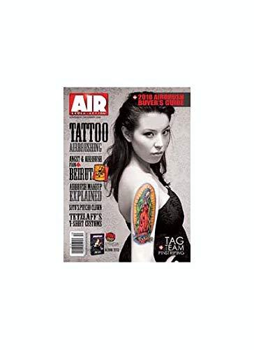 Air Brush Action USA [Abonnement jeweils 3 Ausgaben jedes Halbjahr]