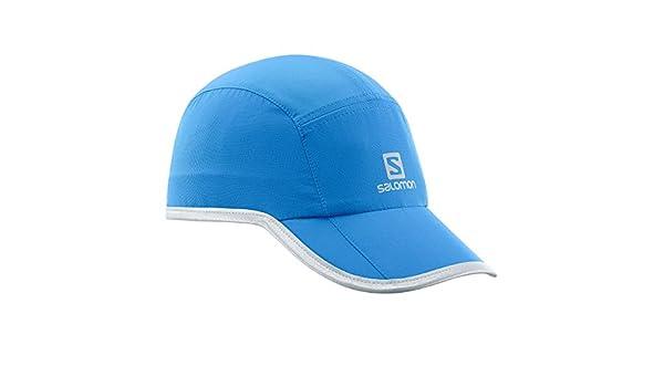 / Blau/ Salomon Cap XA Cap Reflective Unisex Erwachsene Myconos Blue