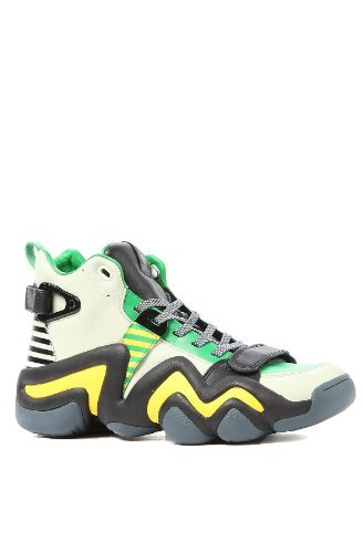 Adidas Originals X cerimonia di apertura The Crazy 8 Tennis Sneaker 11 Green