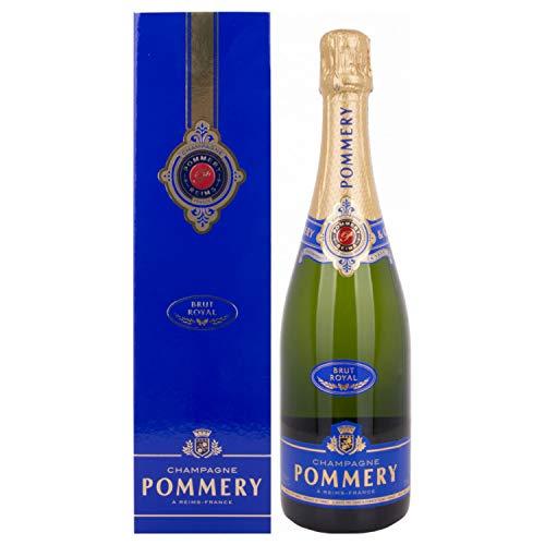Pommery Brut Royal + GB 12,50% 0.75 l.