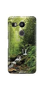 Casenation Forest Trail Google Nexus 5X Matte Case