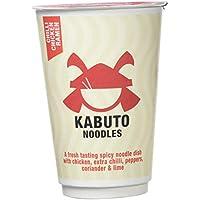 Kabuto Noodles Chilli Chicken Ramen - Paquete de 6 x 85 gr - Total: 510 gr