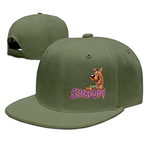 runy-custom-scooby-doo-logo-gorra-de-beisbol-ajustable-cap