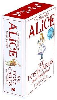 Alice: 100 Postcards from Wonderland