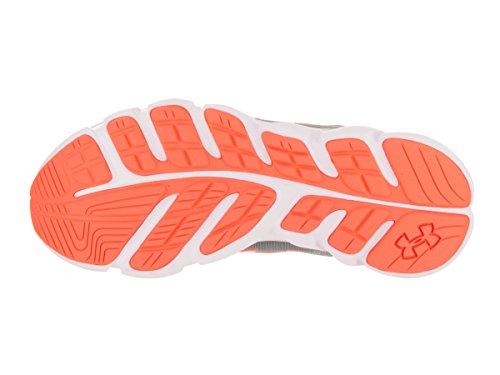 Under Armour UA W Micro G Assert 6 - Scarpe Running Donna Steel/White/London Orange