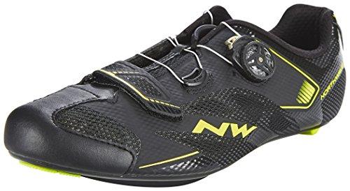 Northwave Sonic 2 Plus - Chaussures - noir 2017 chaussures vtt shimano black/yellow fluo