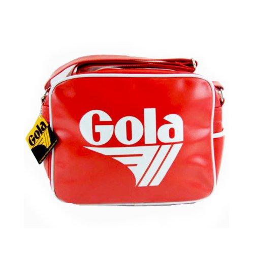 Gola , Baskets mode pour femme rouge/blanc
