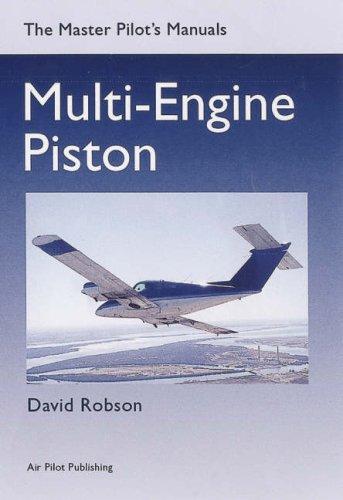Multi-engine Piston (Master Pilot's Manuals) Test
