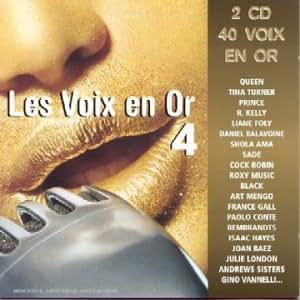 Les Voix En Or Vol 4