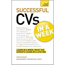 (Teach Yourself Successful CVs in a Week) By Steve Morris (Author) Paperback on (May , 2012)