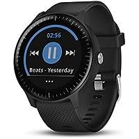 Garmin vivoactive 3 Music - GPS Smartwatch with Music Storage and Playback - Black