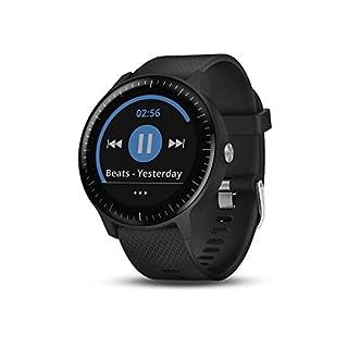 Garmin vivoactive 3 Music - GPS Smartwatch with Music Storage and Playback - Black (B07CR8NBQB) | Amazon Products