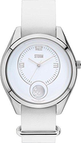 Storm London ORBA 47311/W Reloj de Pulsera para mujeres Con cristales de Swarovski