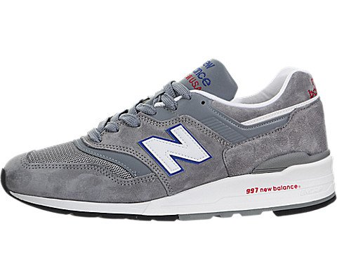 New Balance M997, CNR Blue-Red, 8 (998 New Balance)