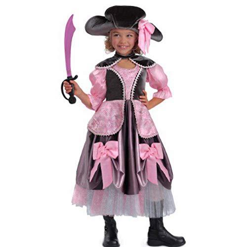 PrincessParadise Mädchen Kinder Fasching Halloween Karneval Deluxe Kostüm -