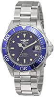 Invicta 9094 Pro Diver Reloj Unisex acero inoxidable Automático Esfera azul