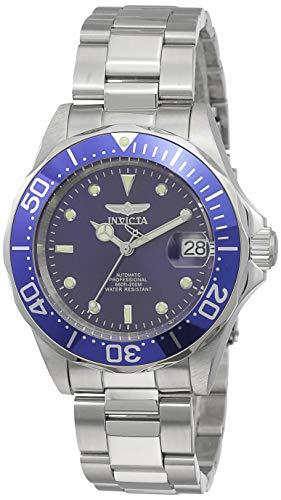 Invicta 9094 Pro Diver Unisex Uhr Edelstahl Automatik blauen Zifferblat