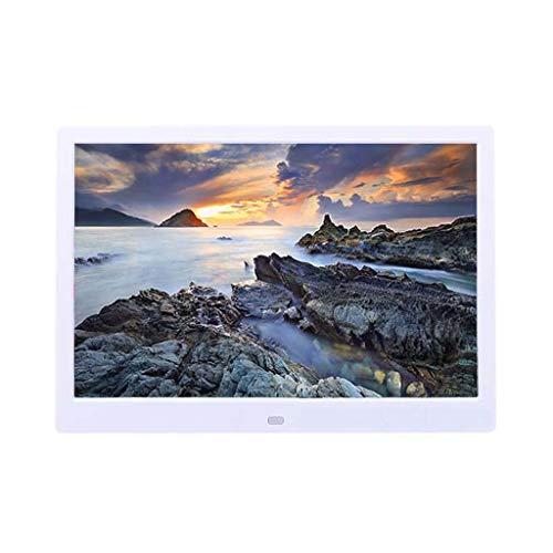 Photo Frame 13 Zoll HD 1280 * 800 LED intelligente Android-Netzwerkversion Cloud-Fotoalbum Super Digitale Fotorahmen-Werbemaschine mit WiFi-Version Automatischer EIN/Aus-Timer -